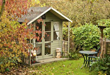 Hagrry pot 39 fleur pour un jardin magifique - Construire son abri de jardin ...