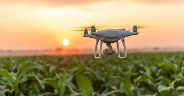 surveillance drone agriculture
