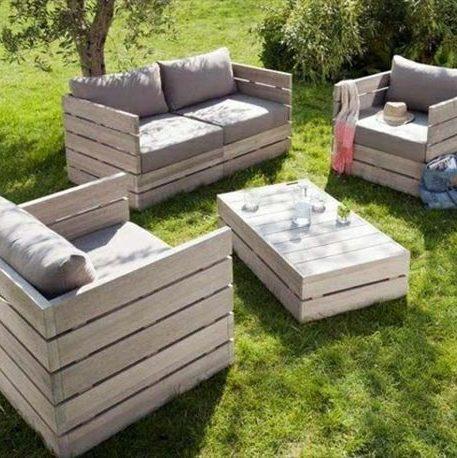 Comparatif] Salon de jardin : que choisir pour mon espace extérieur ...